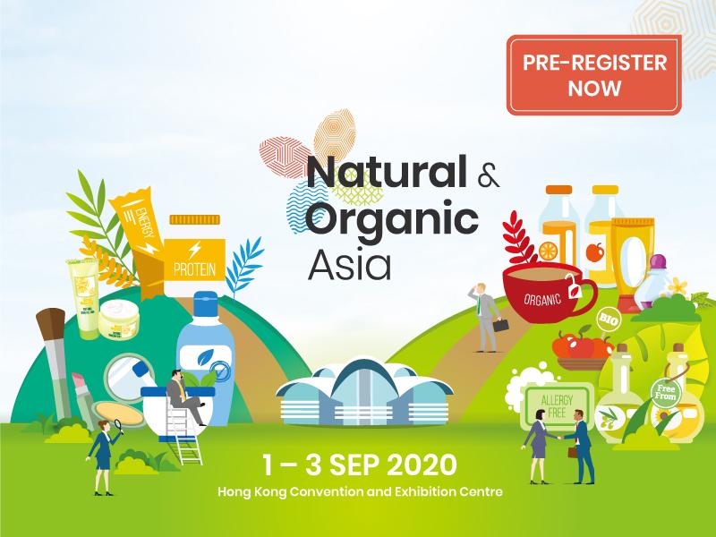 FOOD MADE GOOD香港が、香港最大のナチュラルオーガニックフードイベントNatural and Organic Asia2020に出店!