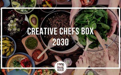 【プレスリリース】「2030年の食のあり方」をシェフと消費者が共創! 世界食料デーに向けて、未来のレシピを考える